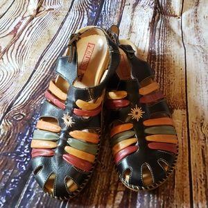 PIKOLINOS Puerto Vallarta Multicolor Sandal